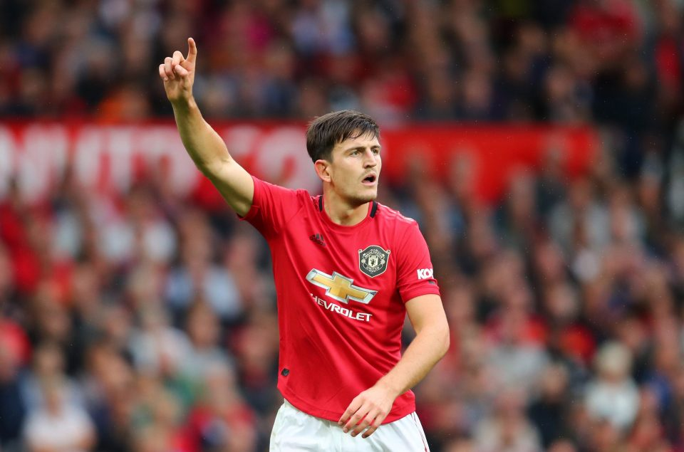 Former Manchester United Boss Jose Mourinho Says Harry Maguire Deserved Man Of The Match For Display Against Chelsea Football Empires