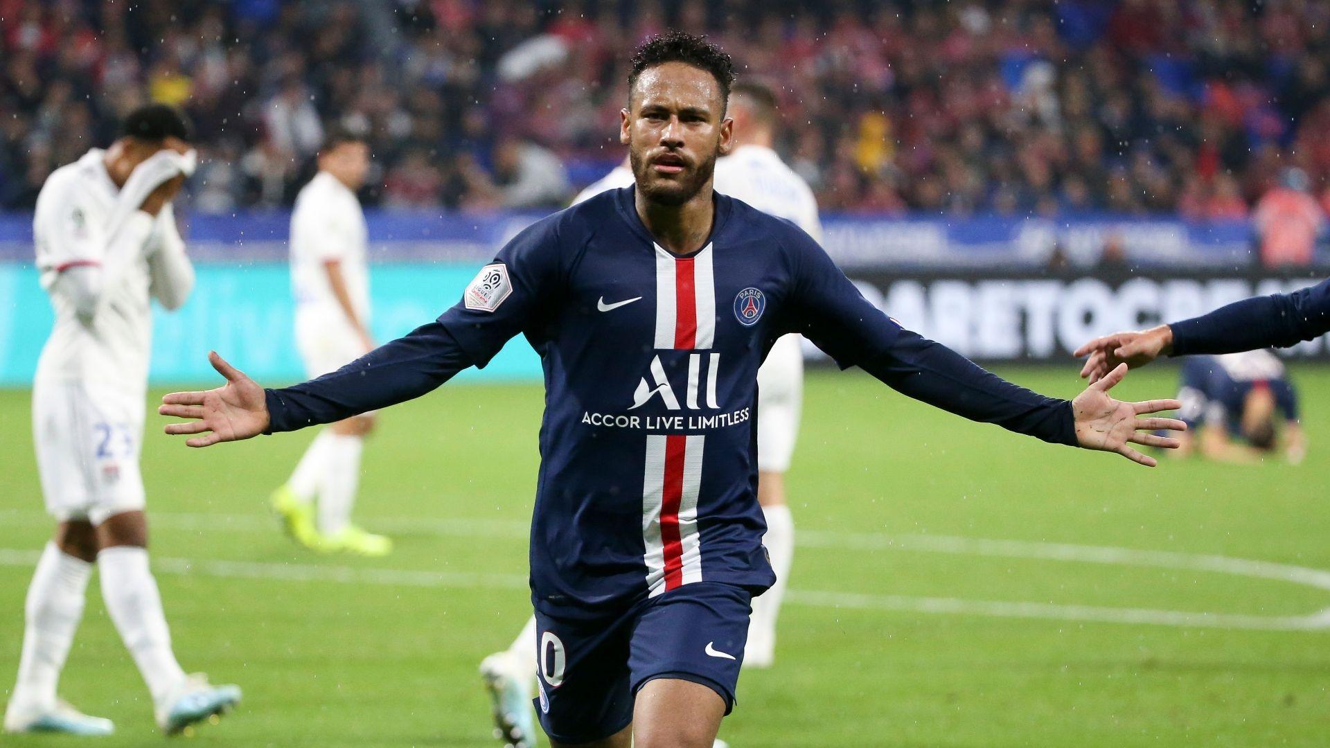 Neymar shines again in 'team win' for PSG vs. Lyon - Football Empires